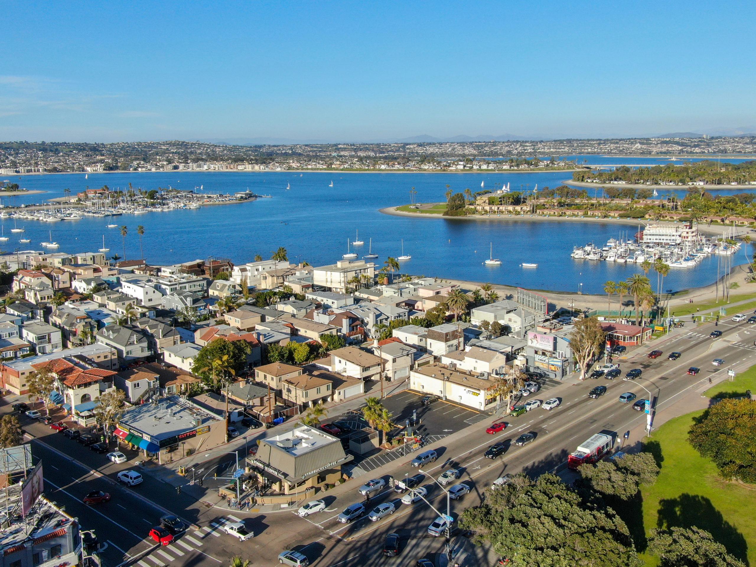 Mission Beach California