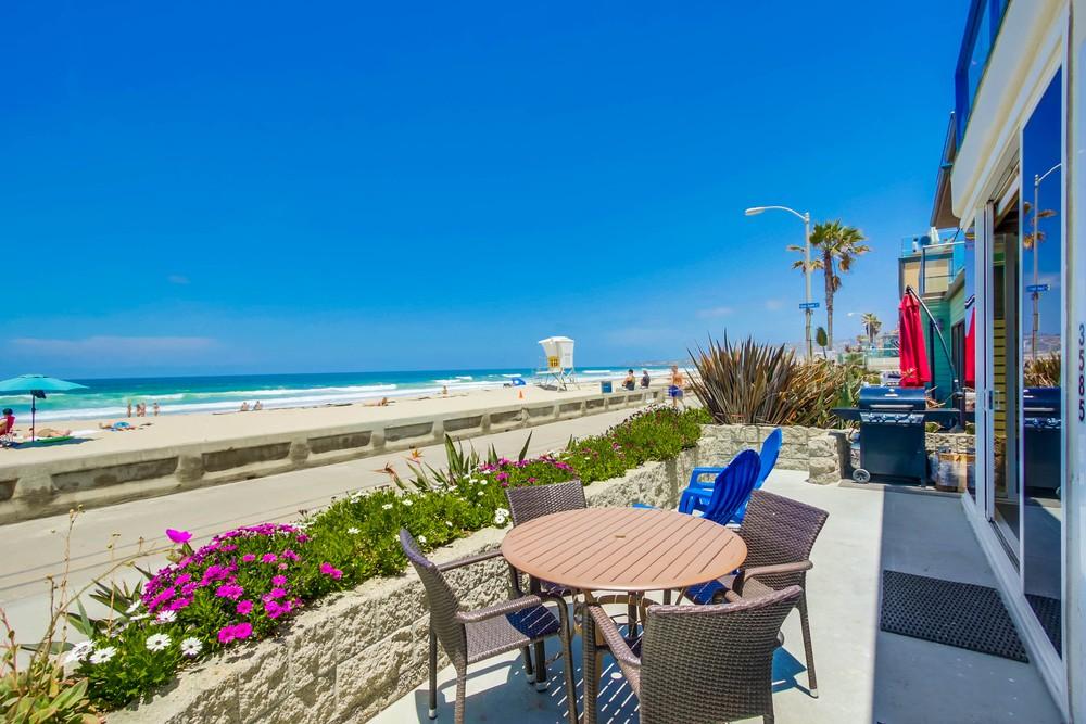 3585 Ocean Front Walk view